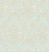 Gordion 2606-2 Damask Görünümlü Duvar Kağıdı
