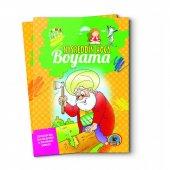 Nasreddin Hoca Boyama 128 Sayfa 19x27