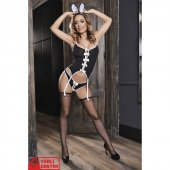 Kadın Erotica Micro Banni Kostüm