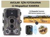 Fotokapan PIR Sensörlü Kamuflaj Kamera