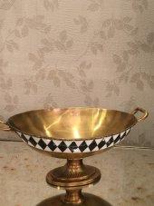 SadeHomeDecor luckyart dekoratif oval gondol 34*20
