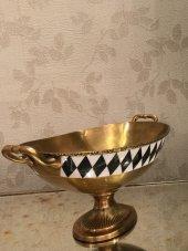 SadeHomeDecor luckyart dekoratif oval gondol 34*20-2