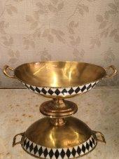 SadeHomeDecor luckyart dekoratif oval gondol 34*20-4