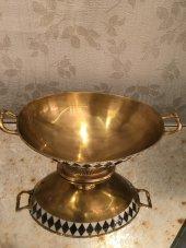 SadeHomeDecor luckyart dekoratif oval gondol 34*20-5