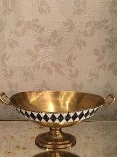 SadeHomeDecor luckyart dekoratif oval gondol 34*20-6