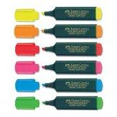 Faber Castell Fosforlu Kalem Sarı