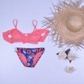 Dagi Kadın Fırfır Detaylı Bikini Takım 2519