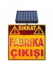 FABRİKA ÇIKIŞI LEVHASI LED (1 ADET) -3