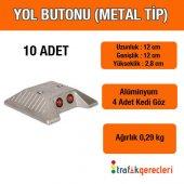 Yol Butonu (Metal) 10 Adet