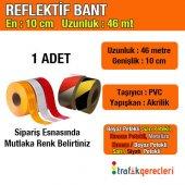 Reflektif Bant 10cm X 46metre (1 Adet)