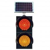 Q300 İKİLİ FLAŞÖR POLİKARBON LED (1 ADET) -3