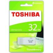 Toshiba Hayabusa 32gb Usb2.0 Thn U202w0320e4 Beyaz...