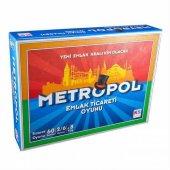 Ks Games Metropol Emlak Ticaret Oyunu