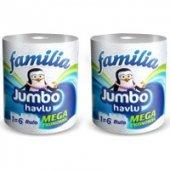 Familia Jumbo Havlu Kağıt 2*560
