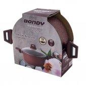 Bondy Granit Derin Tencere 22 Cm 2994