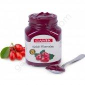 Ganik Kızılcık Marmelatı 350 Gr. Cam Kavanoz