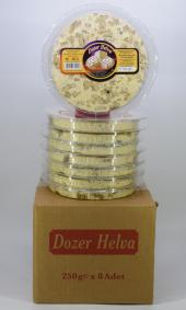 Dozer Helva 250 Gr X 8 Adetli