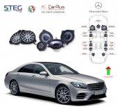 Mercedes Benz S Serisi STEG İtaly Hoparlör Kiti