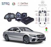 Mercedes Benz C Serisi STEG Italy Sound System FULL PAKET