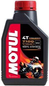 Motul 4t 7100 10w40 Motosiklet Motor Yagı Size...