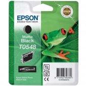 Epson T0548 Orjinal Mat Siyah Kartuş C13t05484020