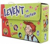 Levent ve Tayfası Seti 5 Kitap Takım 4. ve 5. Sınıflar İçin