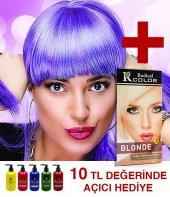 Radical Color Amonyaksız Su Bazlı Renkli Saç...