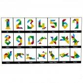 Redka Renkli Tangram Oyunu-2