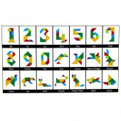 Redka Renkli Tangram Oyunu-5