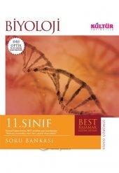 11.Sınıf Biyoloji Soru Bankası - Kültür Yayıncılık