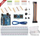 Arduino Uno R3 Başlangıç Seti