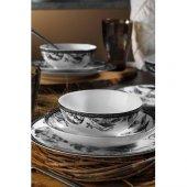 Kütahya Porselen 939012 Desen 24 Parça Yemek Seti
