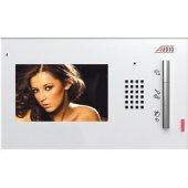 Audio 10 Daire 4,3 İnç Görüntülü Diafon Sistemi...