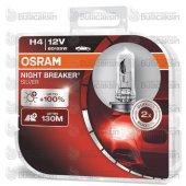 Osram Night Breaker Silver H4 Ampul 64193NBS +100 Fazla Işık-3
