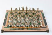 Satranç Takımı, K H 055, Kalkanlı Roma Askerleri...