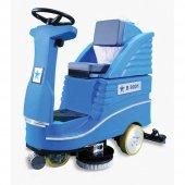 Cleanvac Binicili Zemin Temizleme Makinası B 9001