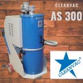 Cleanvac As 300 Endüstriyel Yüksek Vakum Makinesi