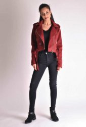 Yüksek Bel Siyah Skinny Jean