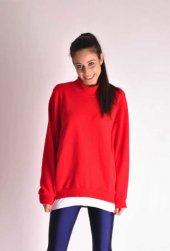 Kırmızı Sweatshirt-2