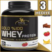 Torq Nutrition Gold %100 Whey Protein Tozu 2300 Gr - 3 Aroma Seçeneği-2
