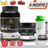 Torq Nutiriton Gold %100 Whey Protein Tozu 1000 Gr + ARGITORQ L-Arginine 300 Gr