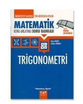Matematik Trigonometri Konu Anlatımlı Soru Bankası (Çap Yayınları)