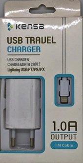 Usb Travel Charger 1.0 Kensa İos
