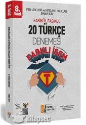 8. Sınıf Lgs Farklı İsem Türkçe 20 Deneme İsem...