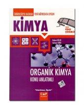 Organik Kimya Konu Anlatım Kitabı (Çap Yayınları)