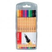 Stabilo Point 88 Karışık Renk İğne Uçlu Kalem...
