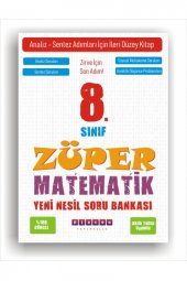 Platon 8. Sınıf Züper Matematik Yeni Nesil Soru Ba...