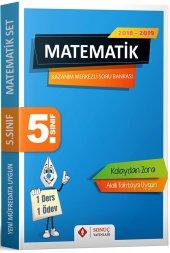 Sonuç Yayınları 5. Sınıf Matematik Kazanım Merkezli Soru Bankası