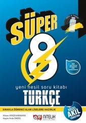 Nitelik 8.sınıf Yeni Nesil Süper Türkçe Soru Kitabı