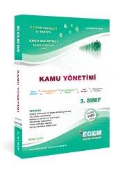 Kamu Yönetimi 3. SINIF Bahar Dönemi EGEM